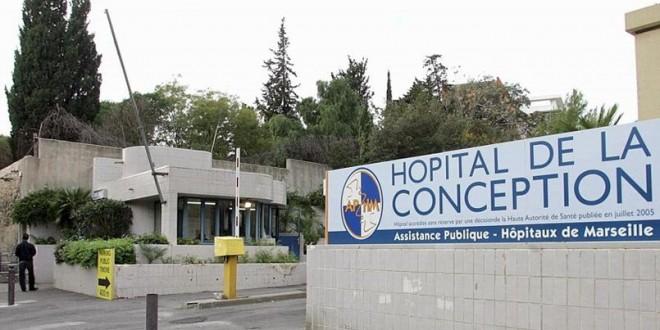 infirmier agressé aux urgences de l'hôpital de la conception à Marseille