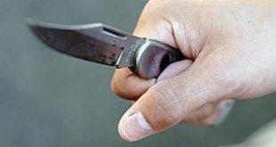 couteau urgences