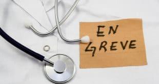 infirmiers en grève