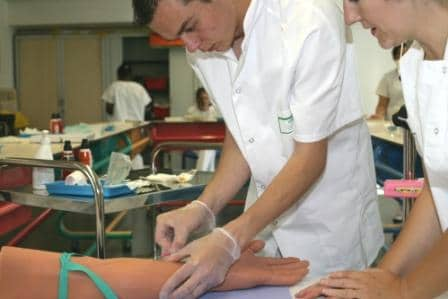 formation infirmière